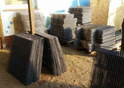 siatki z drutu