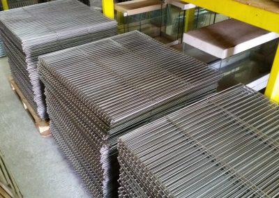 panele z drut zgrzanego punktowo