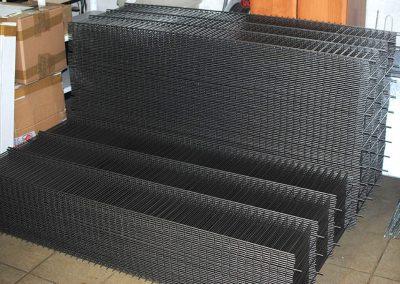 siatka, panel zgrzewany z drutu nierdzewnego