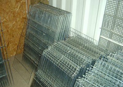 siatki z drutu zgrzewanego ocynkowane
